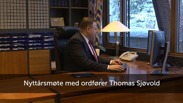 Oppegårds ordfører hilser til næringslivet
