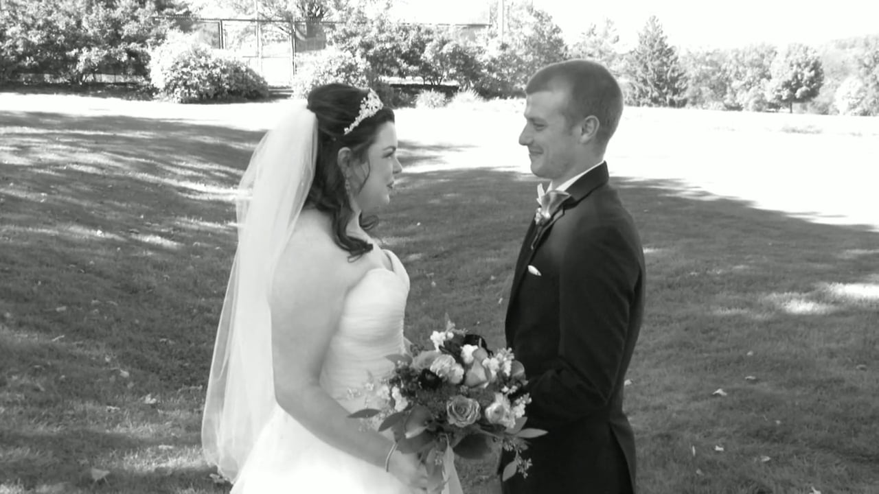 Stephanie & Derek