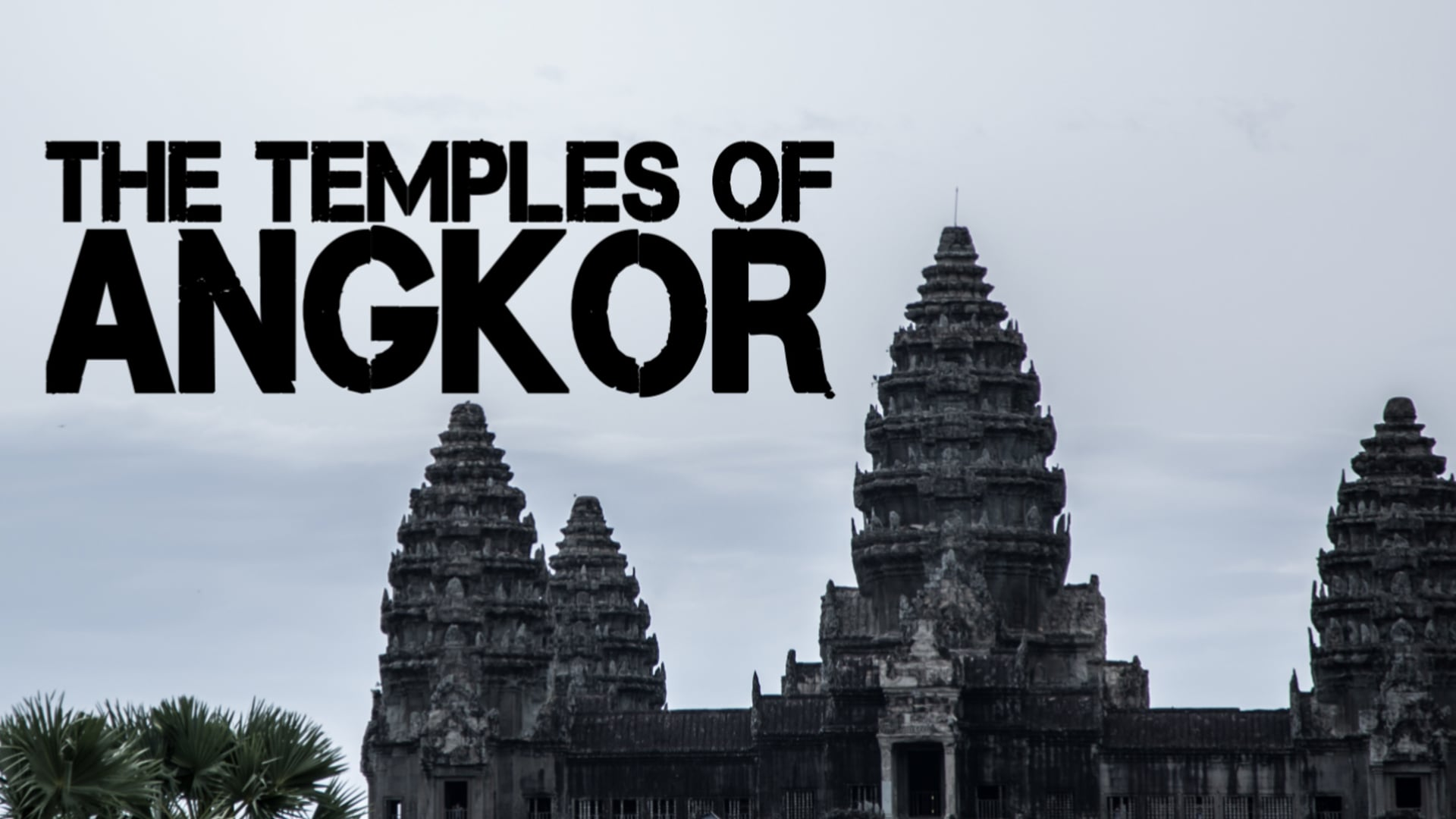 THE TEMPLES OF ANGKOR   A Glidecam Tour