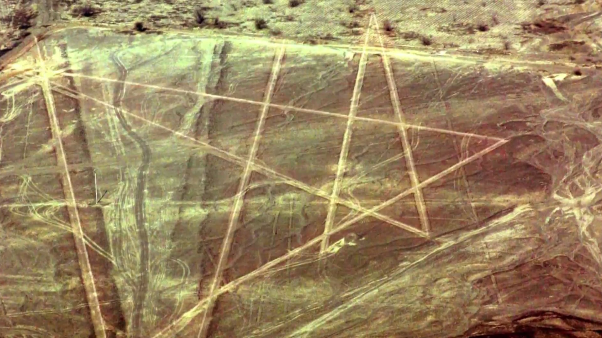 In Search of Aliens: Nazca  Act 1