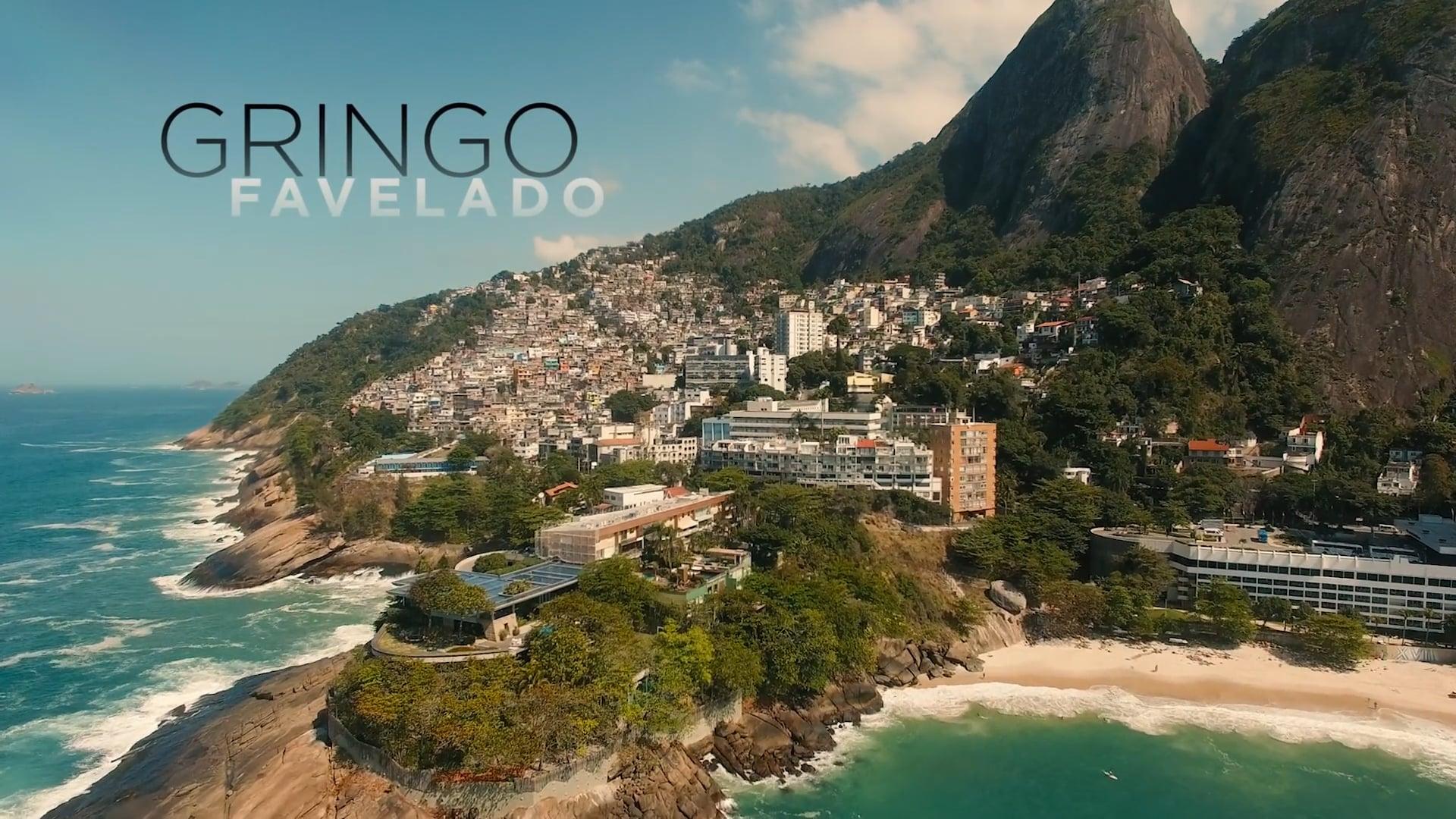 GRINGO FAVELADO - Official Trailer