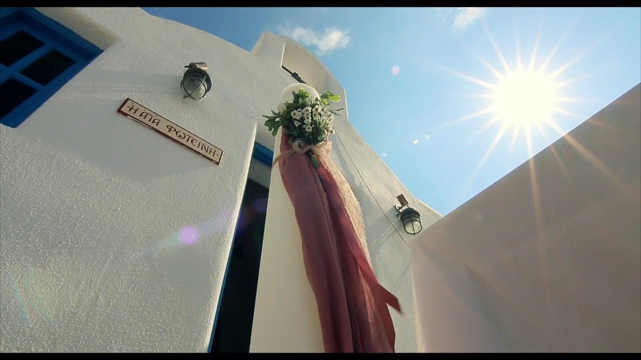 Wedding in Santorini | promo clip 2016