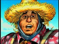 Neal Adams Continuity Studios - Nasonex - Scarecrow