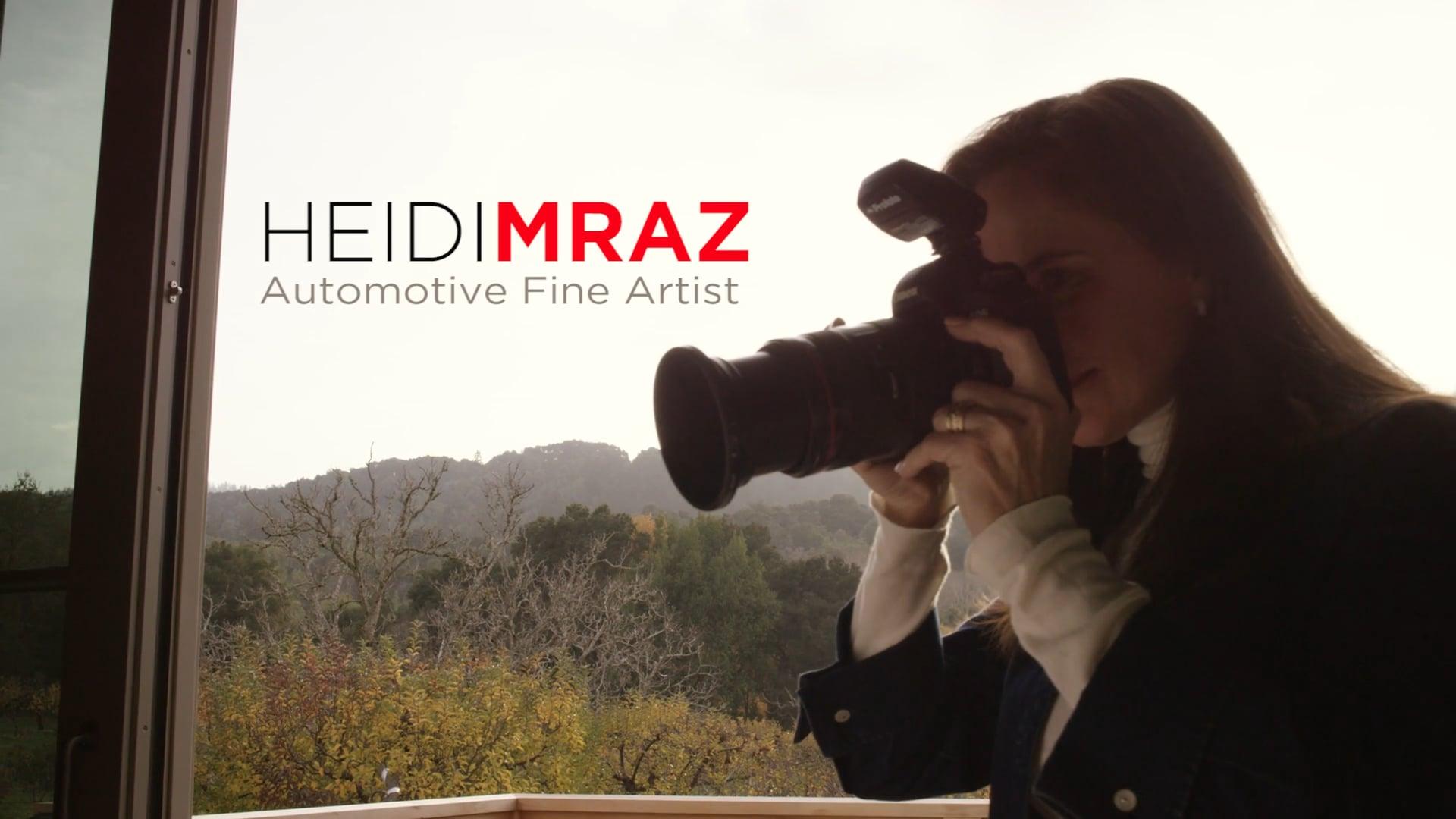 Heidi Mraz --The Art of Provenance