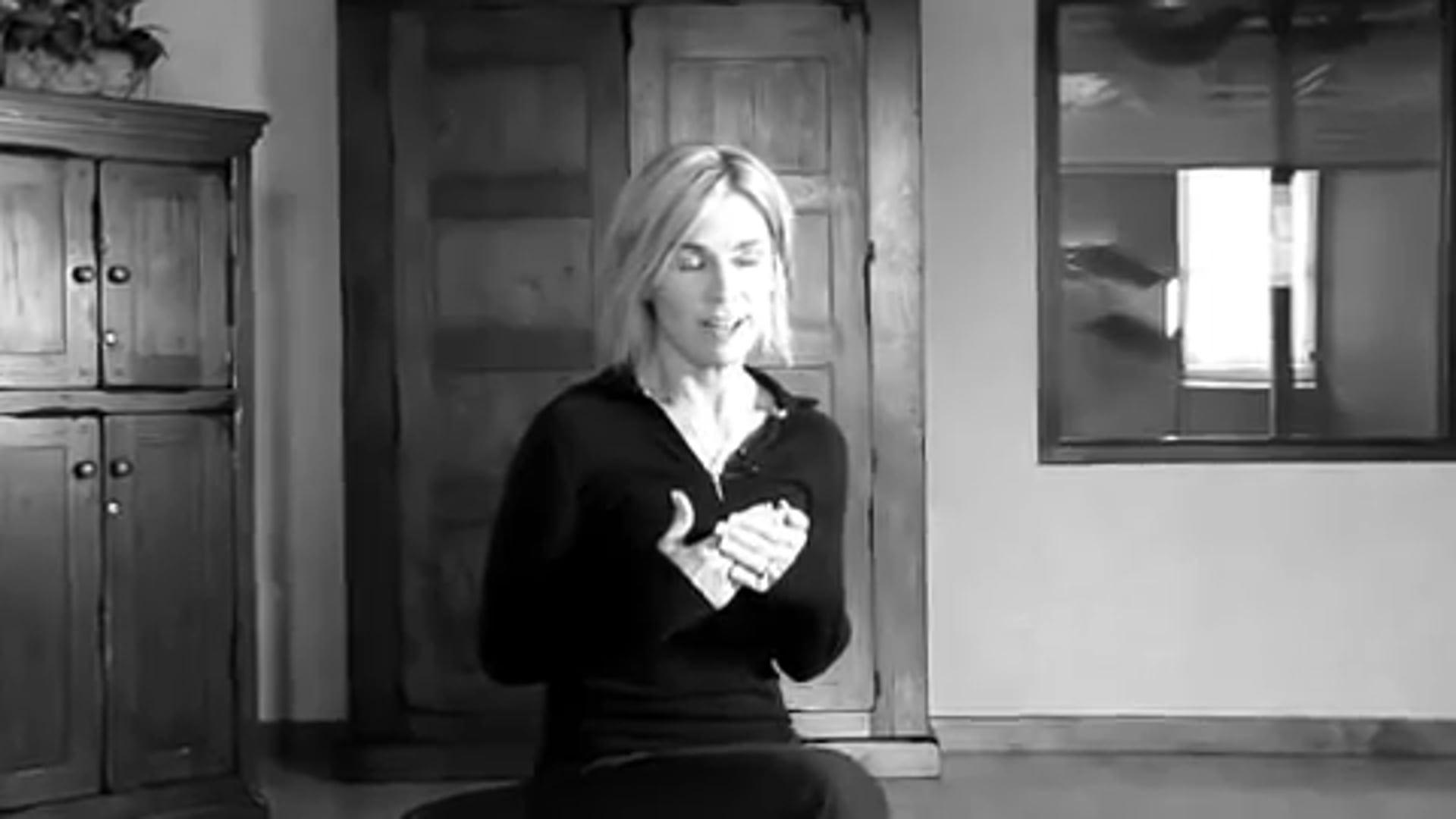 Just Cleanse, Mary Evans Video