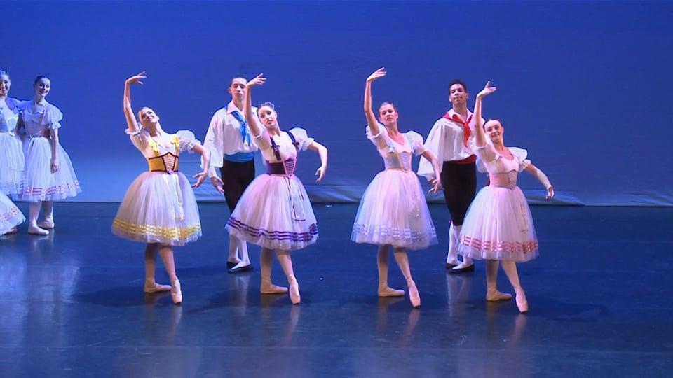 The Rambert School Performance highlights 2014