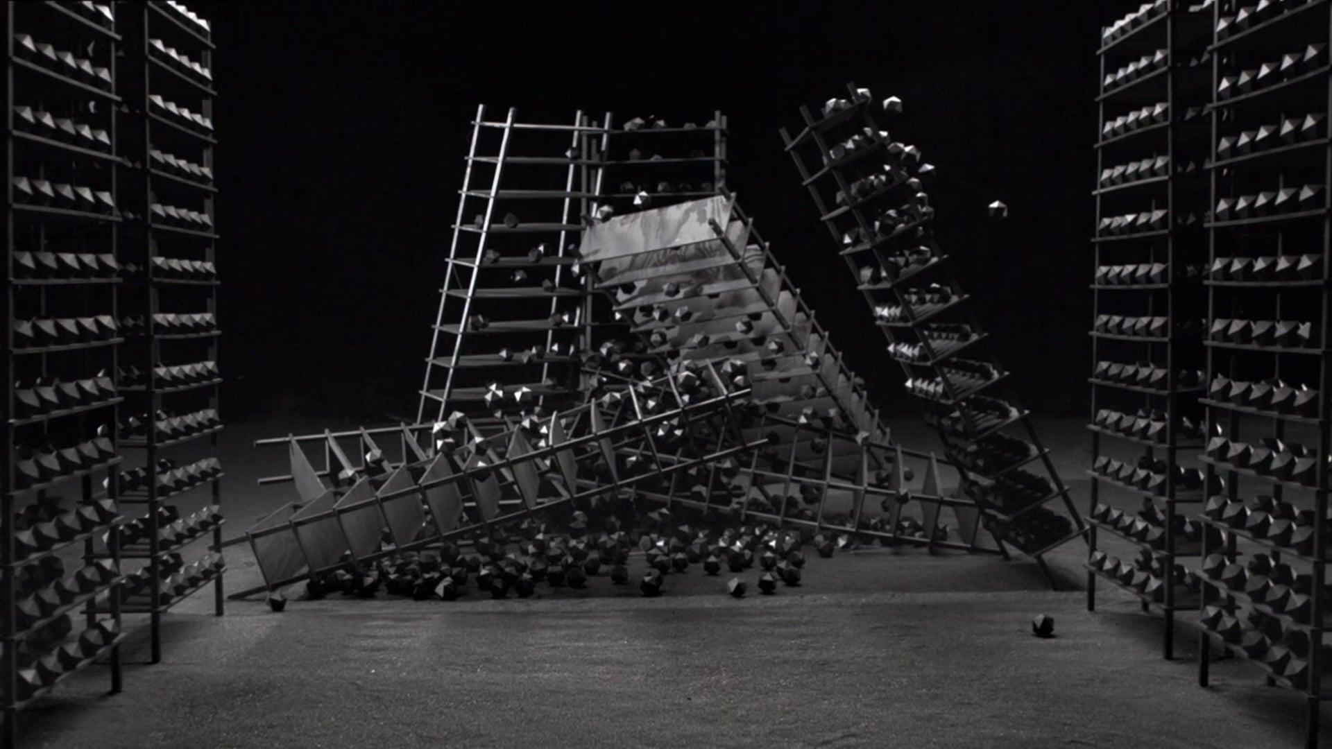 'Collapse of Cohesion - Archive' - Levi van Veluw (exerpt))