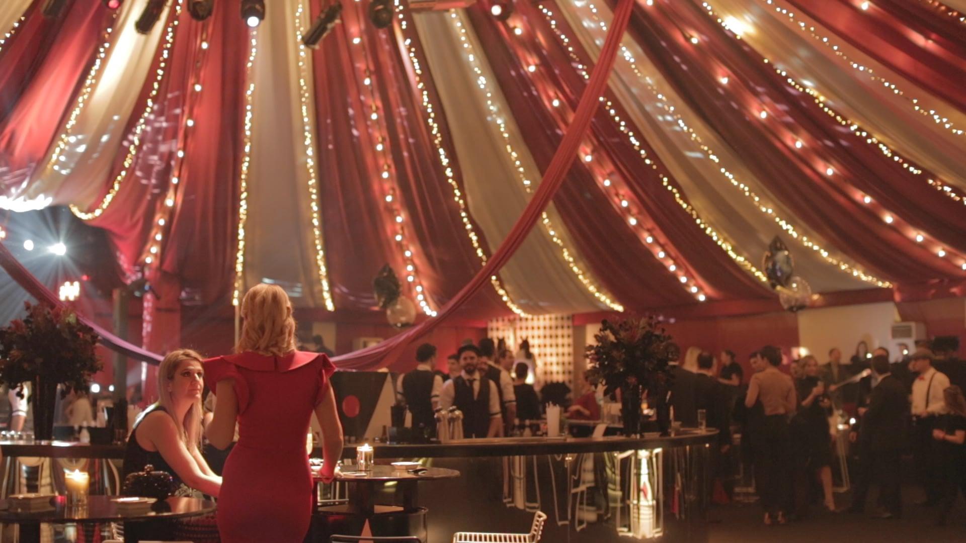 Circus NYE @ Tatoi Club