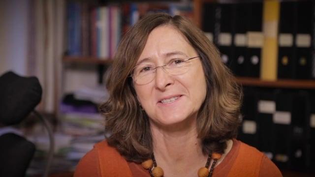Fatima Pedrosa Domellöf, professor i ögonsjukdomar och ögonläkare
