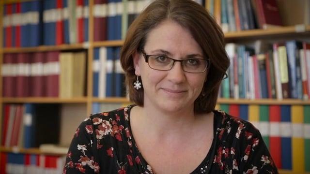 Kristina Lejon, docent i immungenetik, lärare och forskare inom immunologi