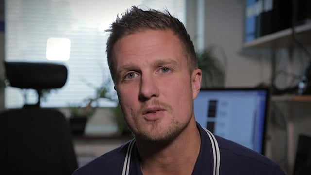 Richard Lundmark, docent i medicinsk kemi