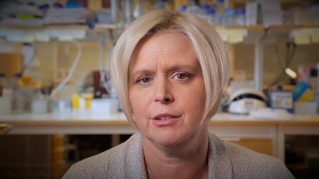 Anna Arnqvist, forskare vid Institutionen för medicinsk kemi och biofysik