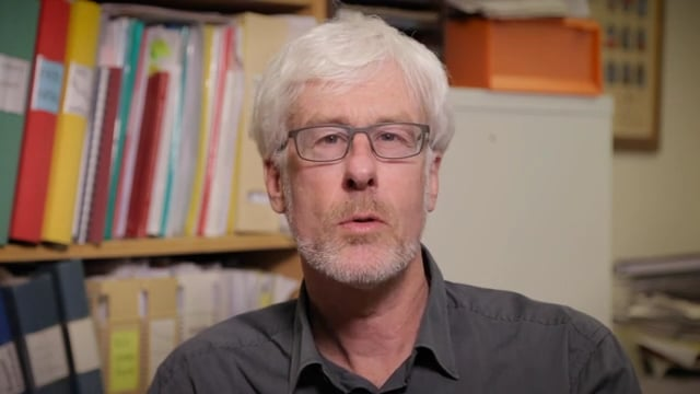 Clas Ahlm, professor i infektionssjukdomar