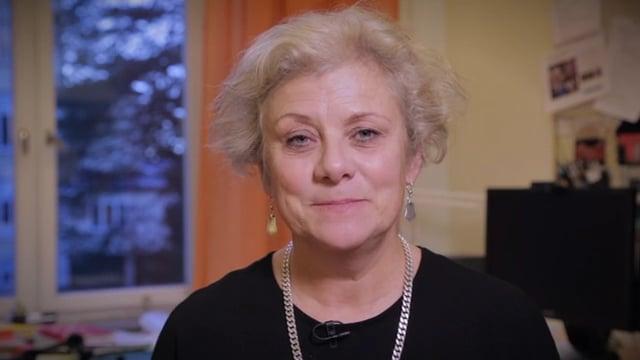 Anneli Ivarsson, professor i epidemiologi och folkhälsovetenskap och barnläkare