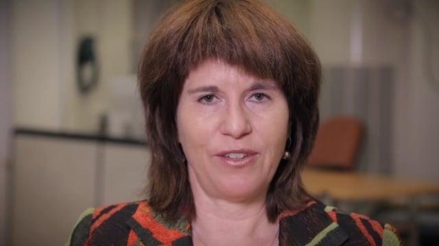 Charlotte Häger, professor i fysioterapi