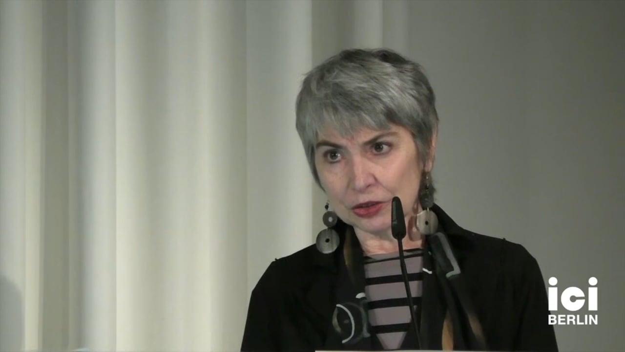 Talk by Catherine Keller
