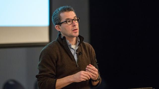 Alex Myers Speaks to the IV Form Human Development Class