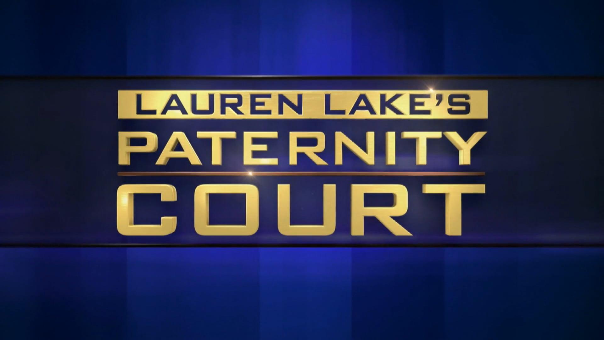Lauren Lake's Paternity Court - Open Teases