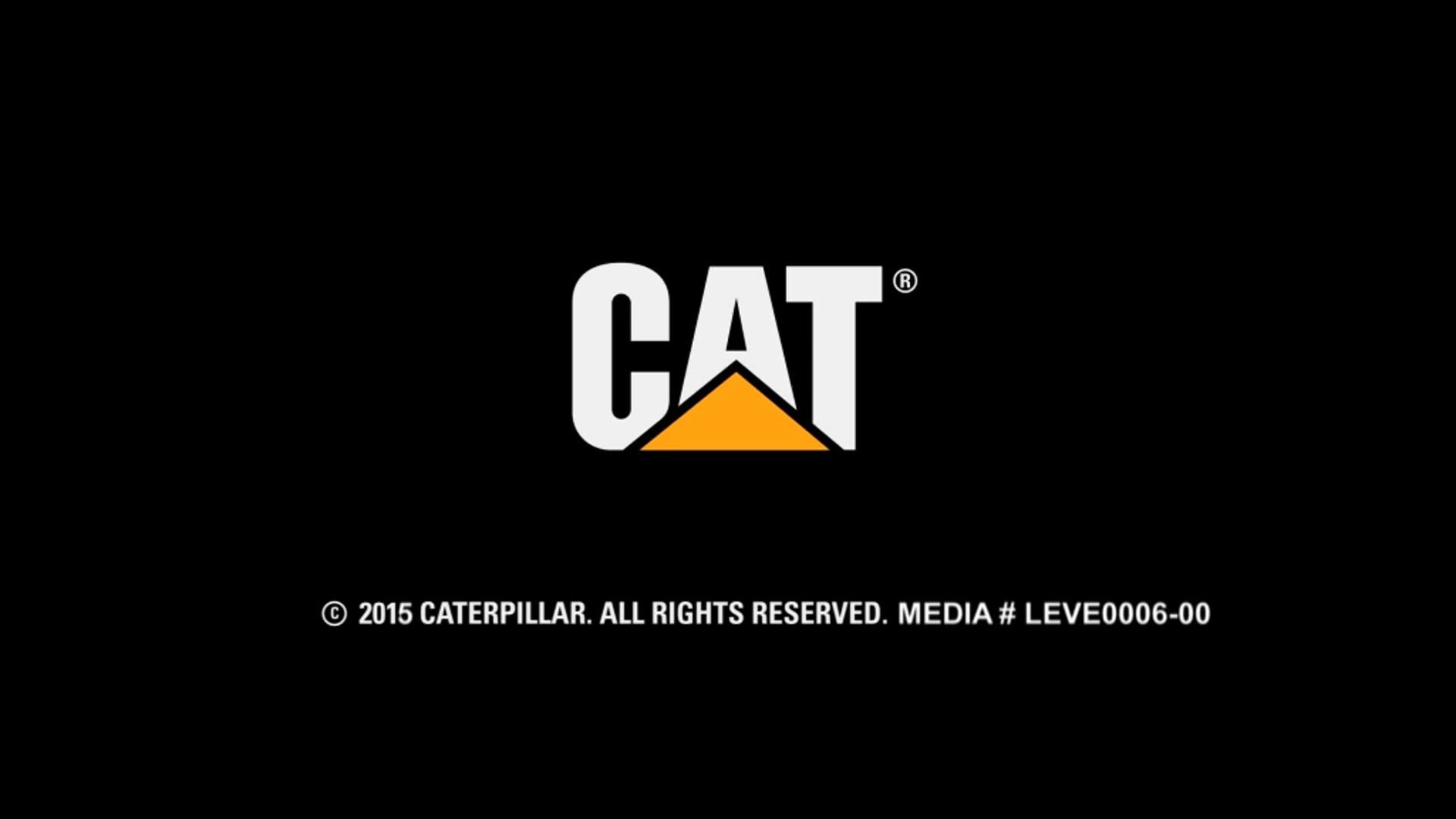 CATERPILLAR MARKETING VIDEO
