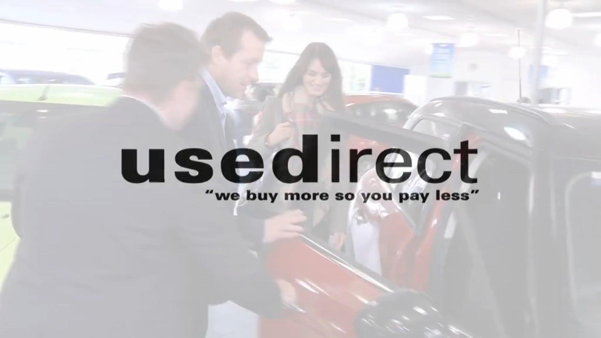 "Charles Hurst ""Used Direct"" 40"" TV AD"