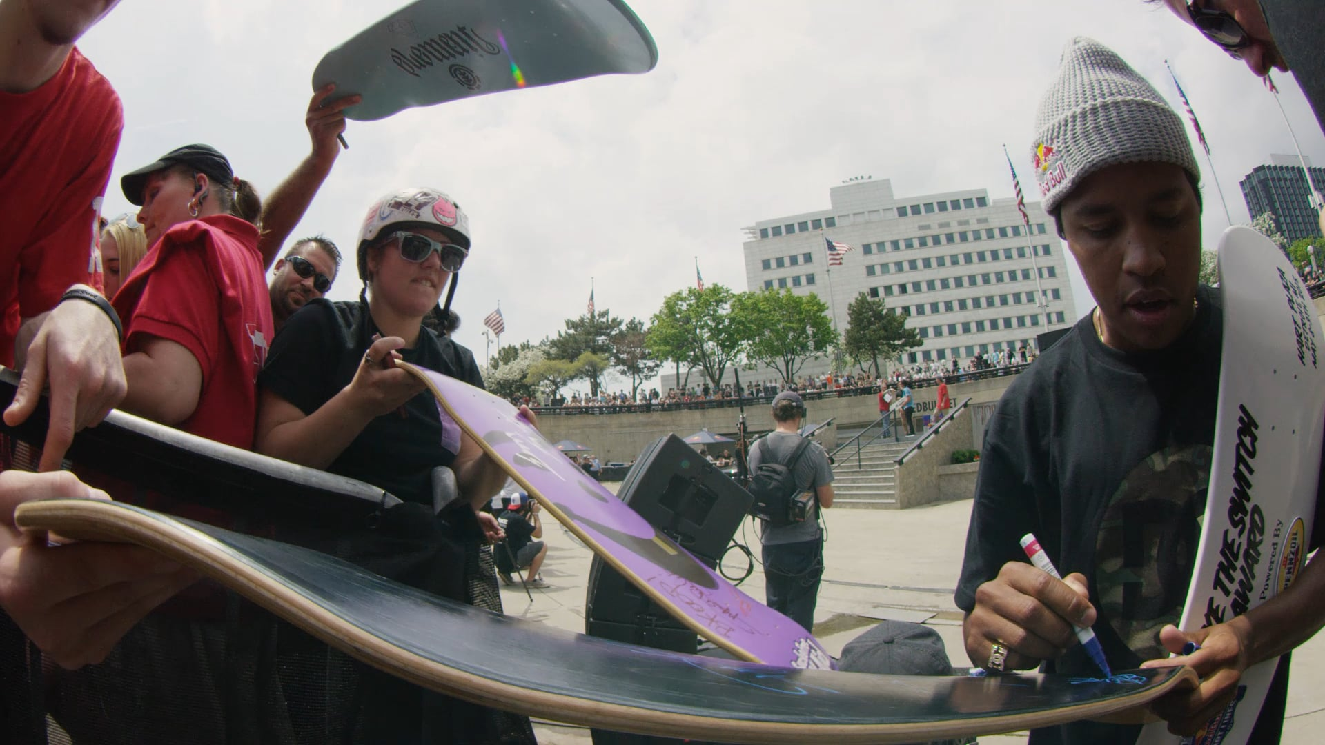 2015 Red Bull Hartlines Feature