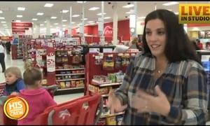 Target Cashier's Kindness Goes Viral