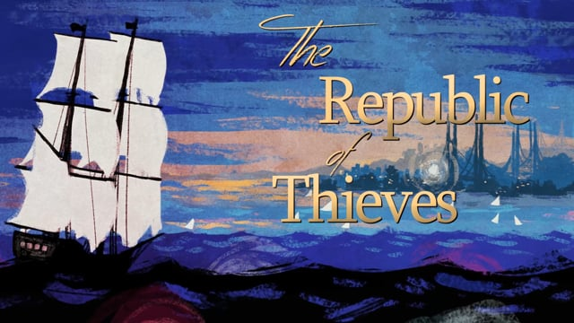 Book Trailer for Scott Lynch's 'The Republic of Thieves'