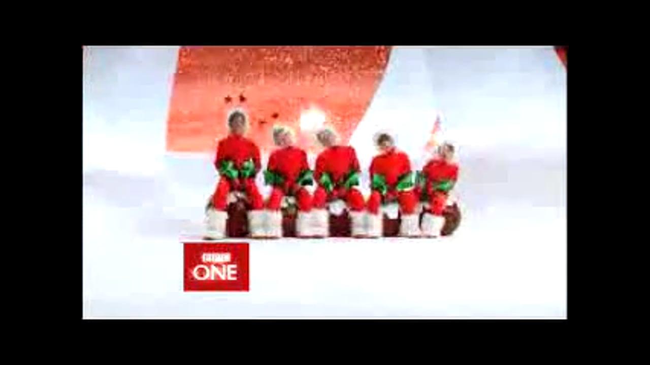 BBC 2004 Christmas Advert