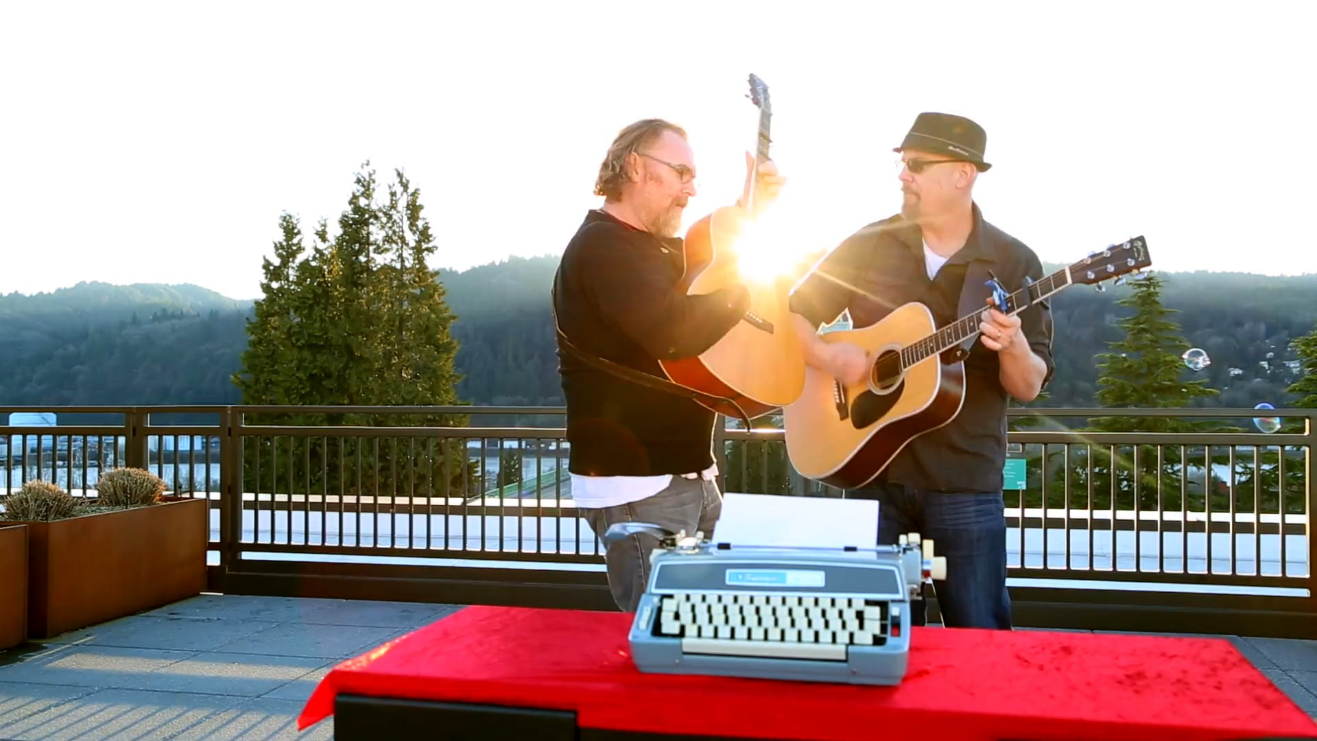 """""""Dreamer in the Deep"""" Clint McCune and Brent McCune NPR Tiny Desk Contest Submission 2016"""