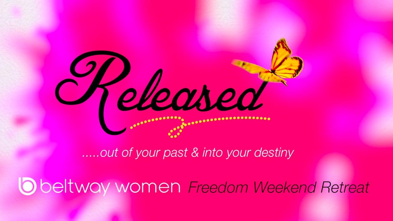 """Released"" Women's Retreat Promo"