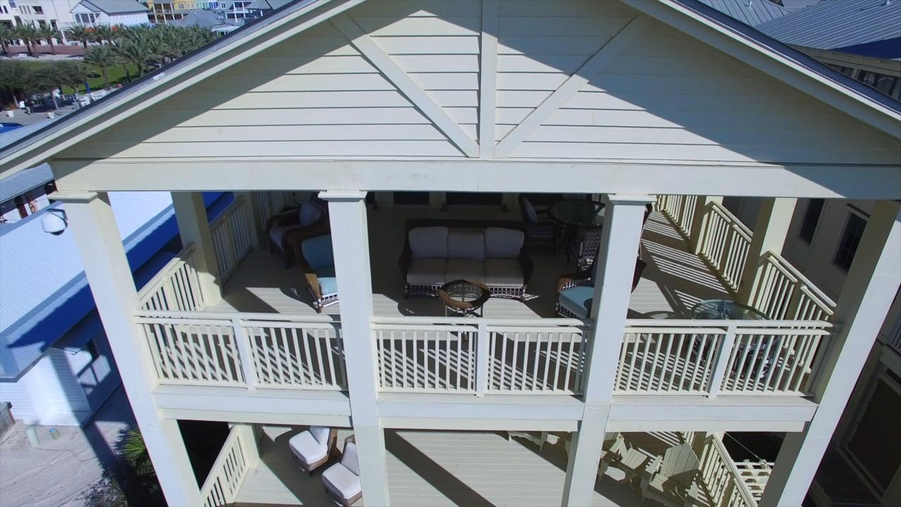 SEASIDE FLORIDA gulf front home for sale