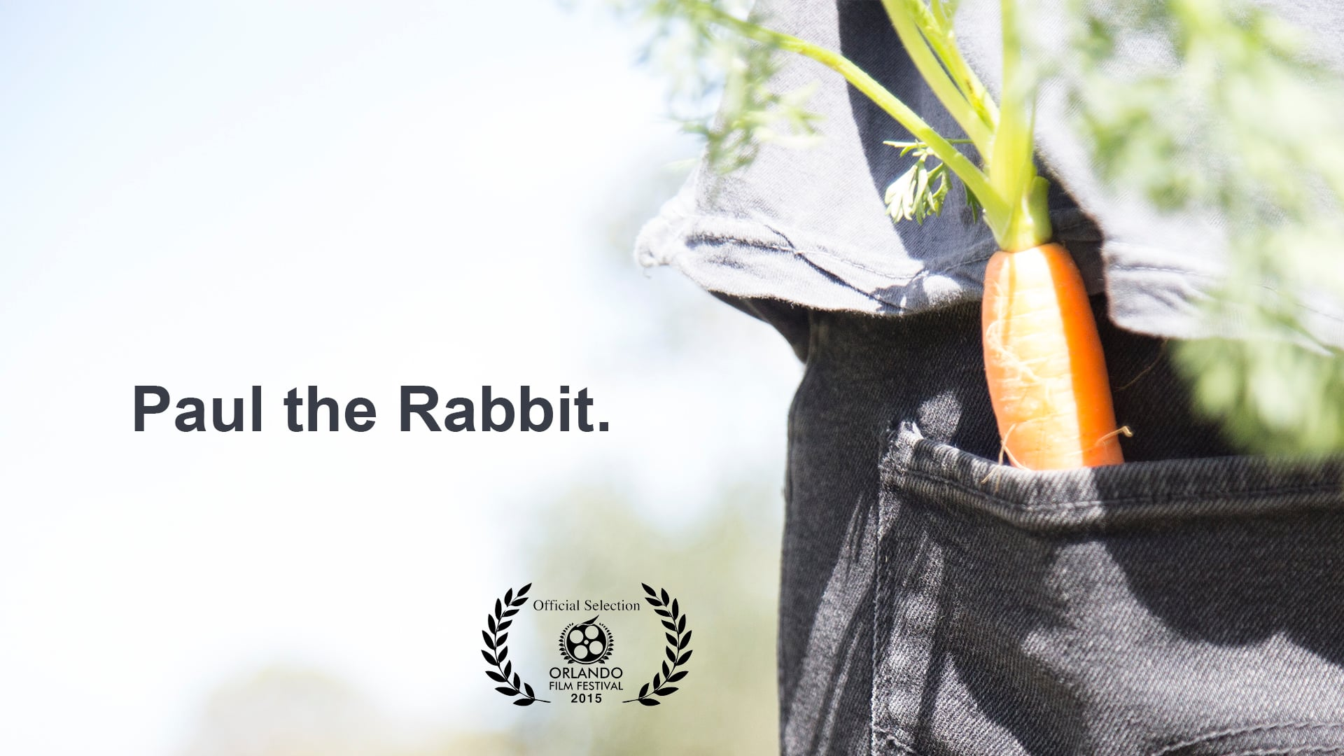 Paul the Rabbit