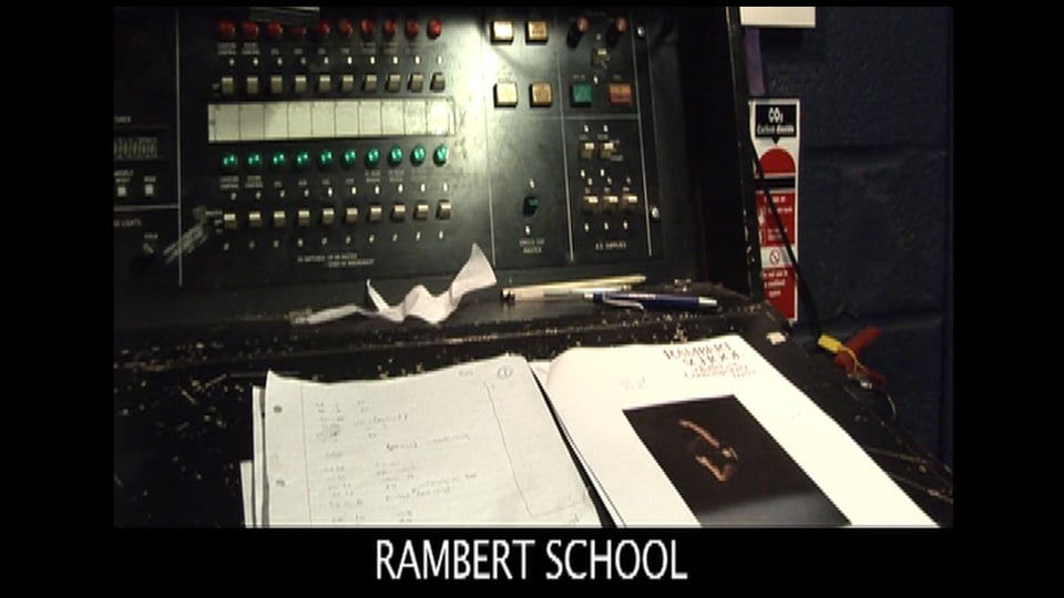 Rambert School at the Lilian Baylis