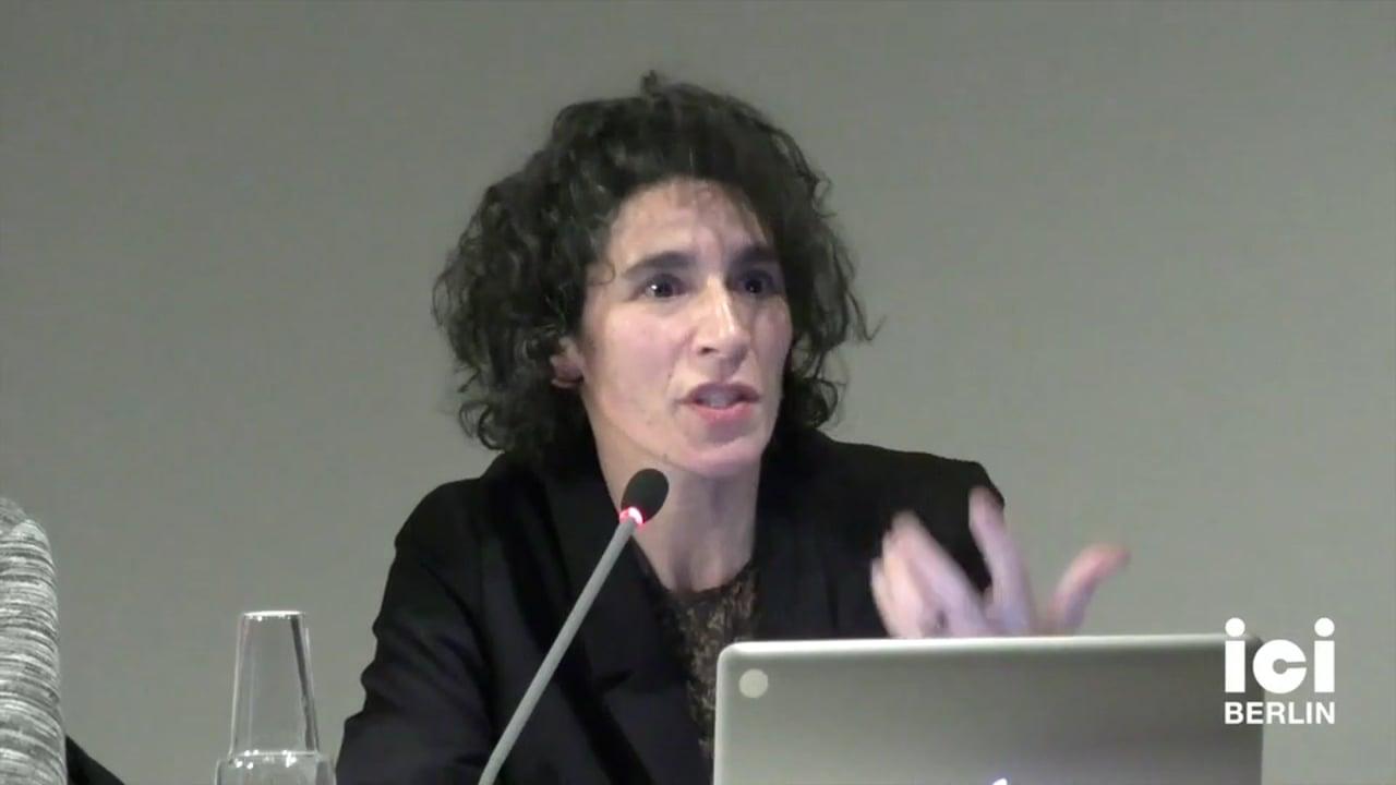 Talk by Maria Jose de Abreu
