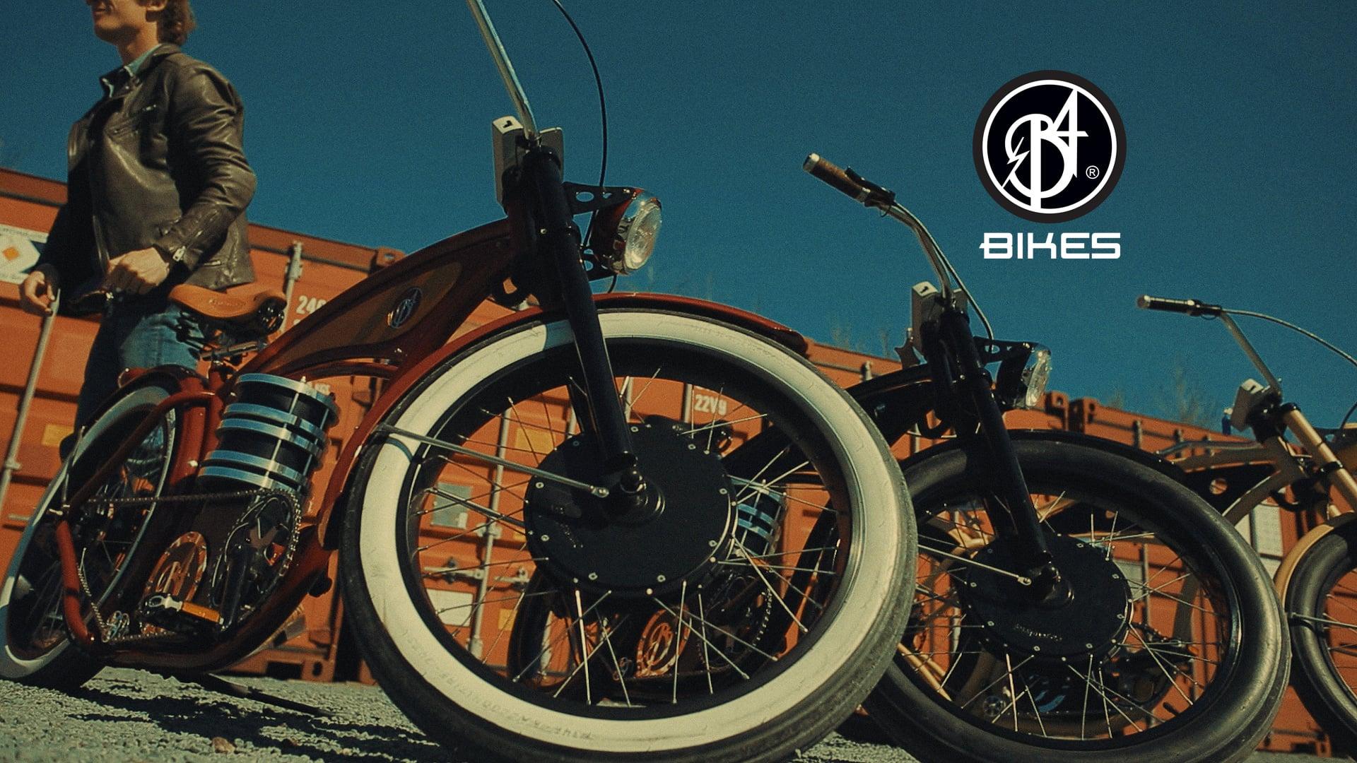 B4 Bikes Bedrijfsfilm