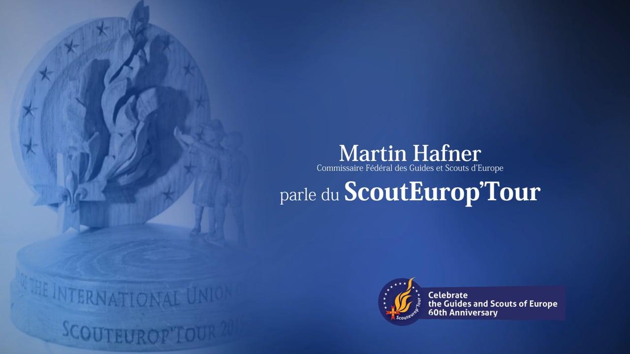 Scouteurop'Tour - Martin Hafner (FR)