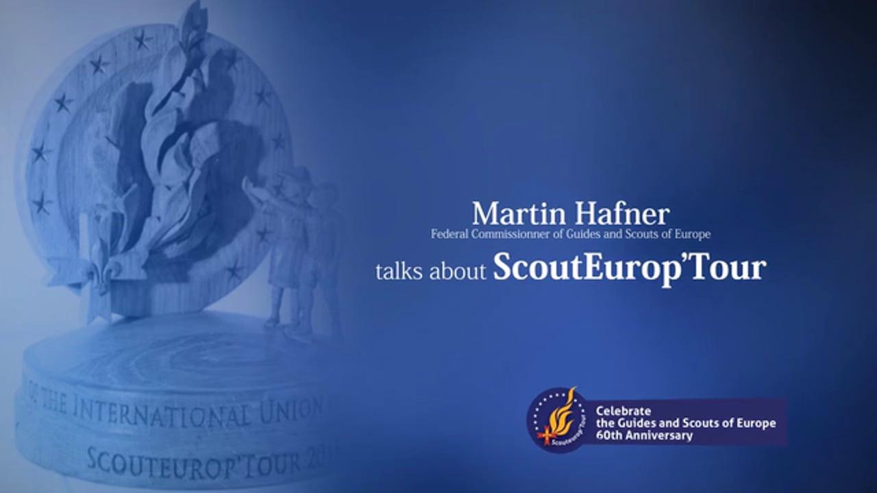 Scouteurop'Tour - Martin Hafner (EN)