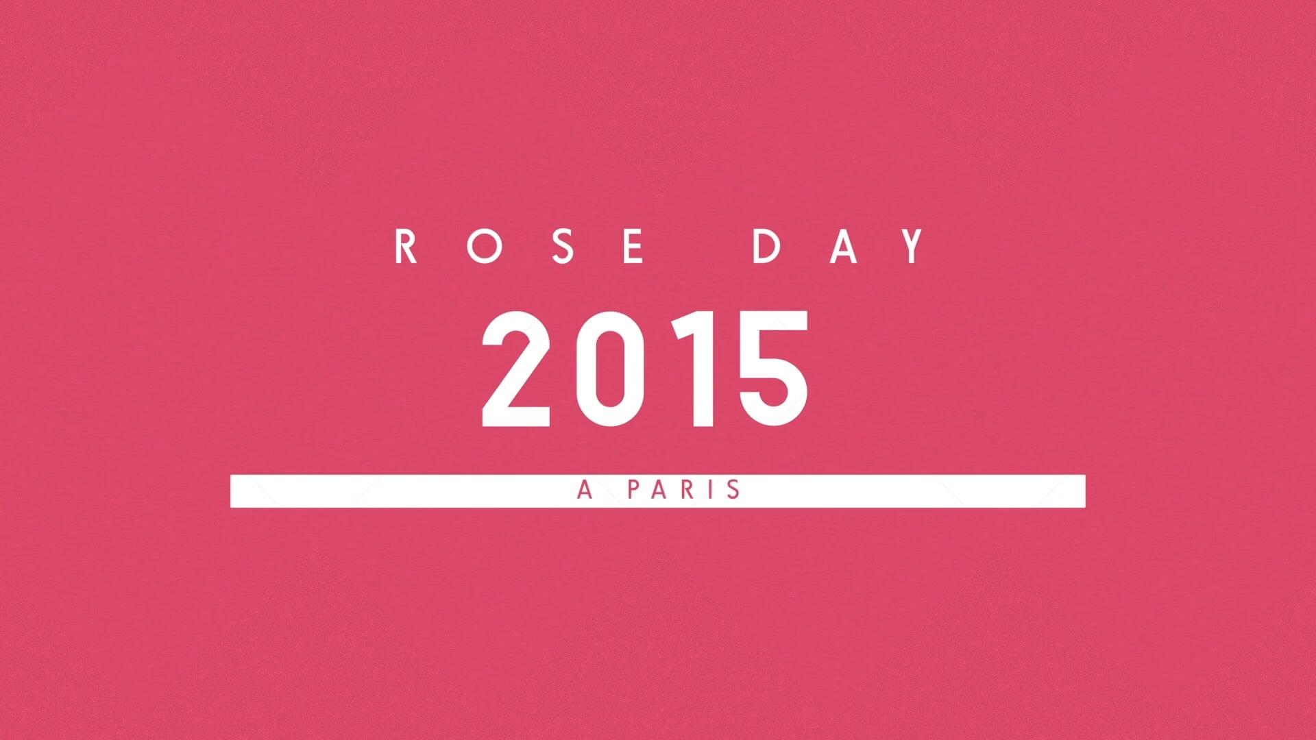 Film événementiel pour la société Au Moulin Rose - Paris