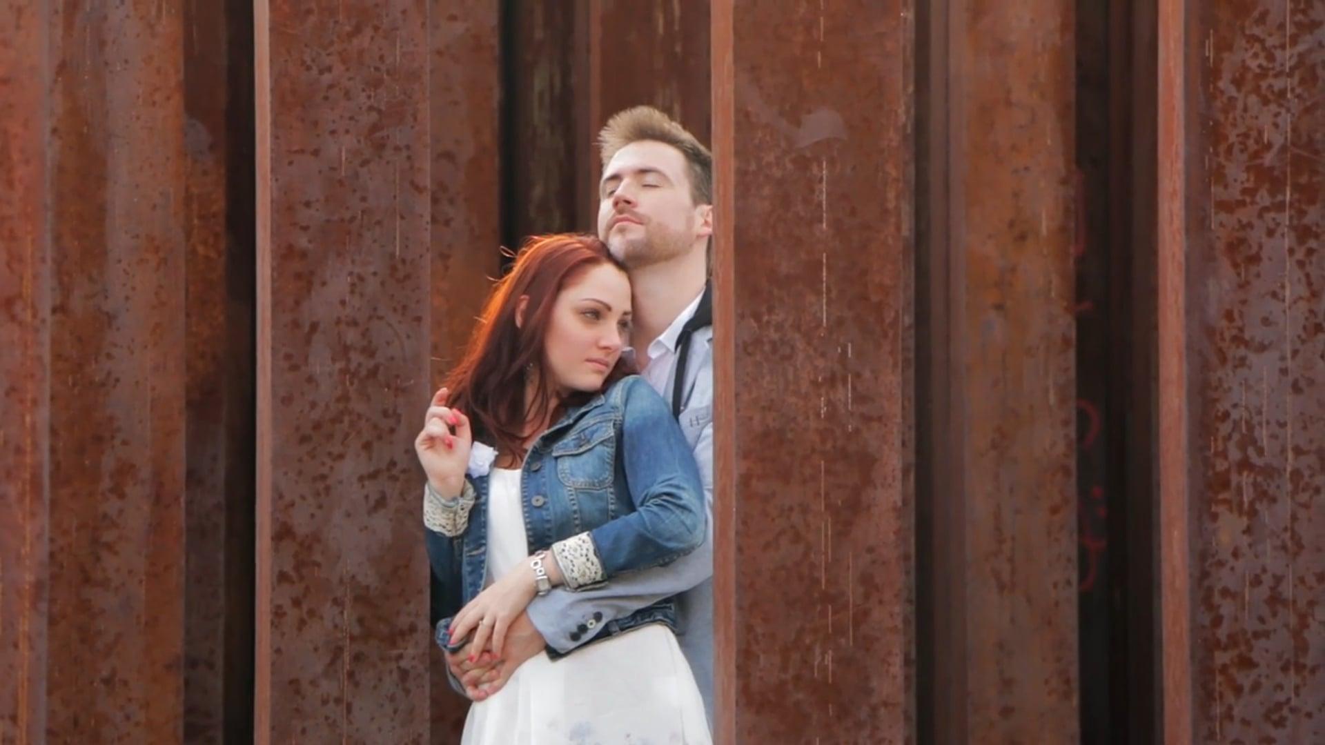 Betty & András - Love movie