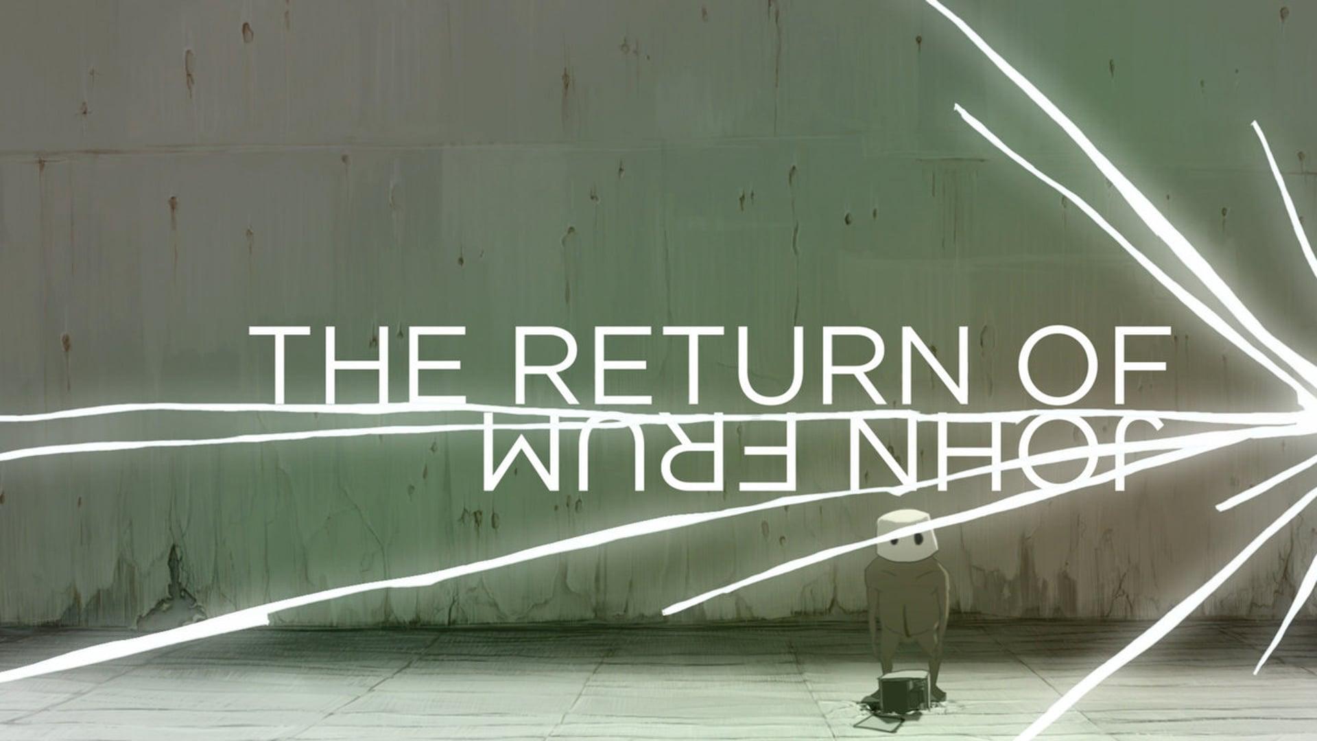THE RETURN OF JOHN FRUM
