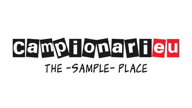 THE- SAMPLE-PLACE by Alberto Nacci