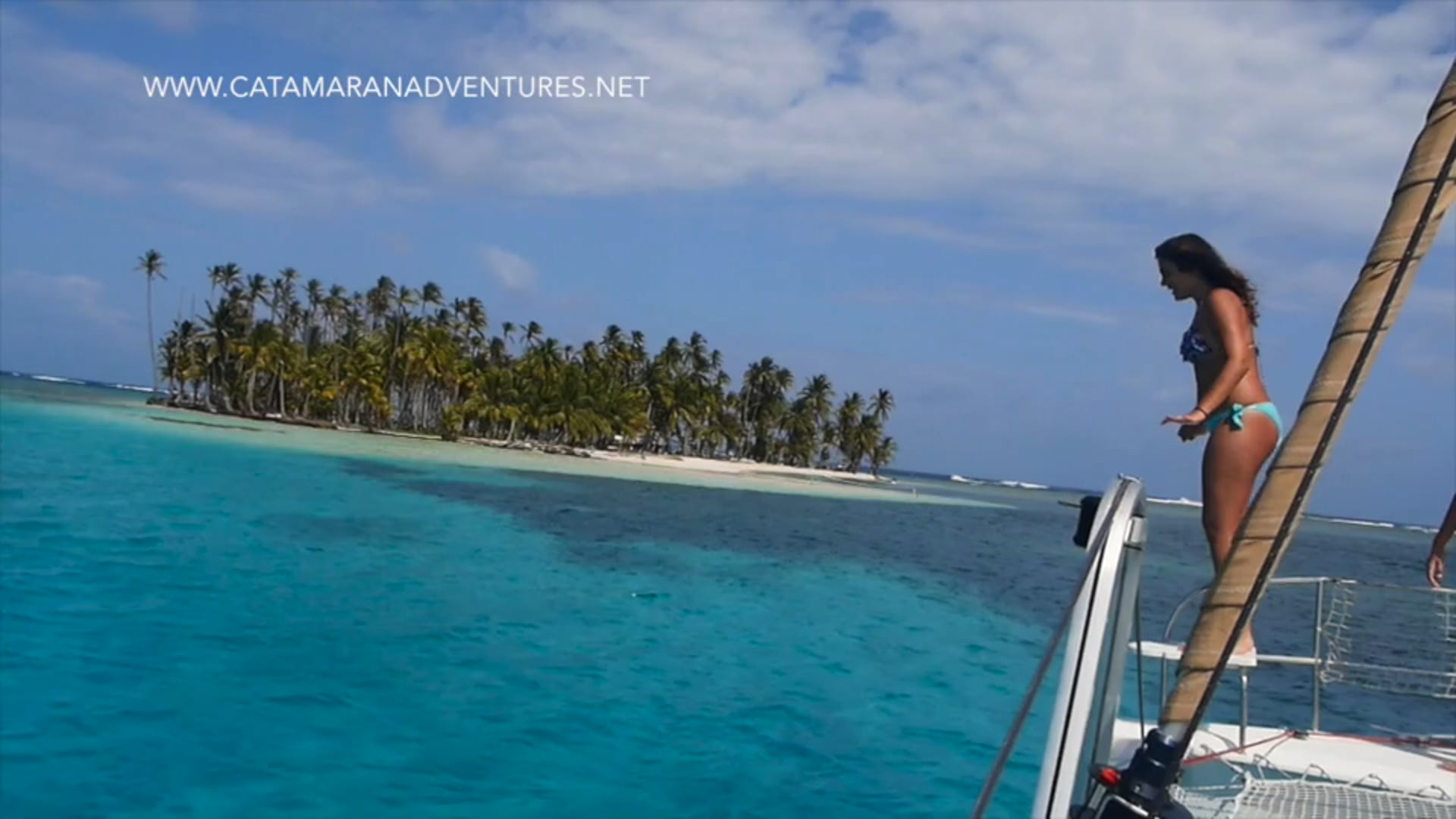 San Blas sailing on a Catamaran: discover paradise with your family