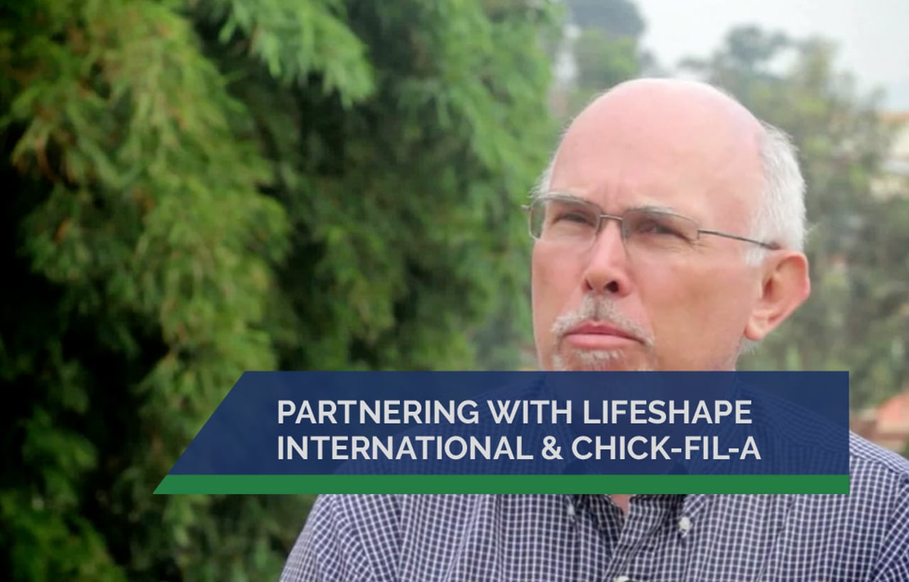 Partnering with Lifeshape International & Chick-fil-A