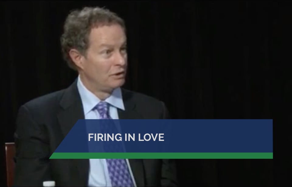 Firing in Love