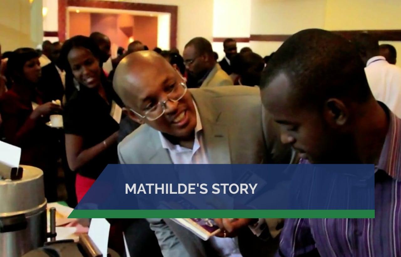 Mathilde's Story
