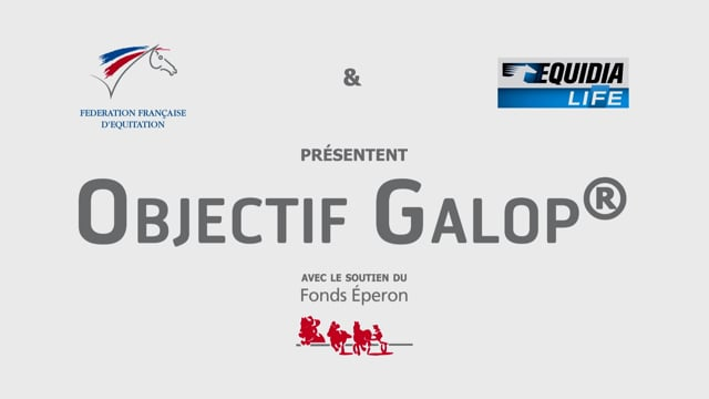 FFE - Objectif Galop 1.1 Aborder son cheval