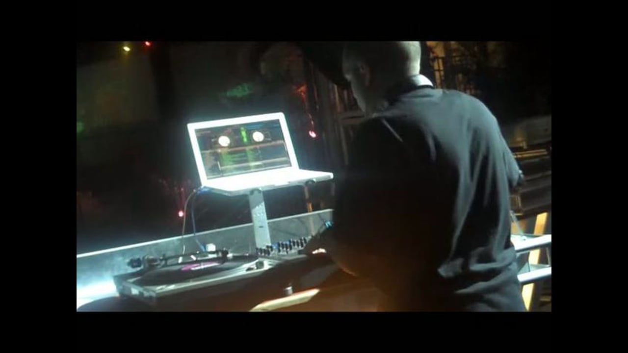 DJ Forge - Red Bull Thre3style Miami