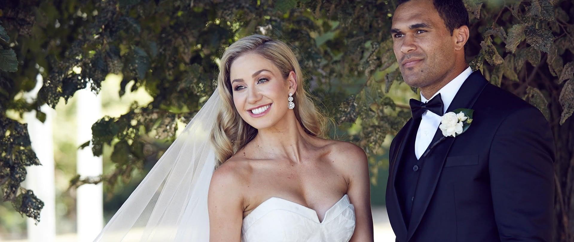Chantelle & Justin Wedding Video Filmed at Yarra Valley, Victoria