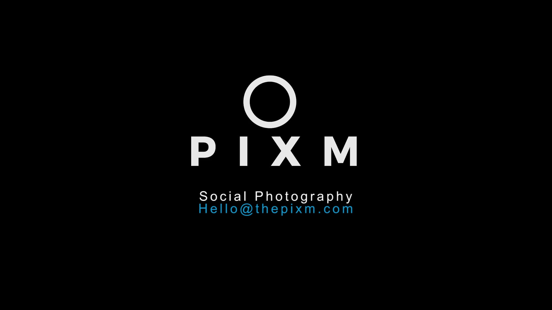 PIXM - Promo Video