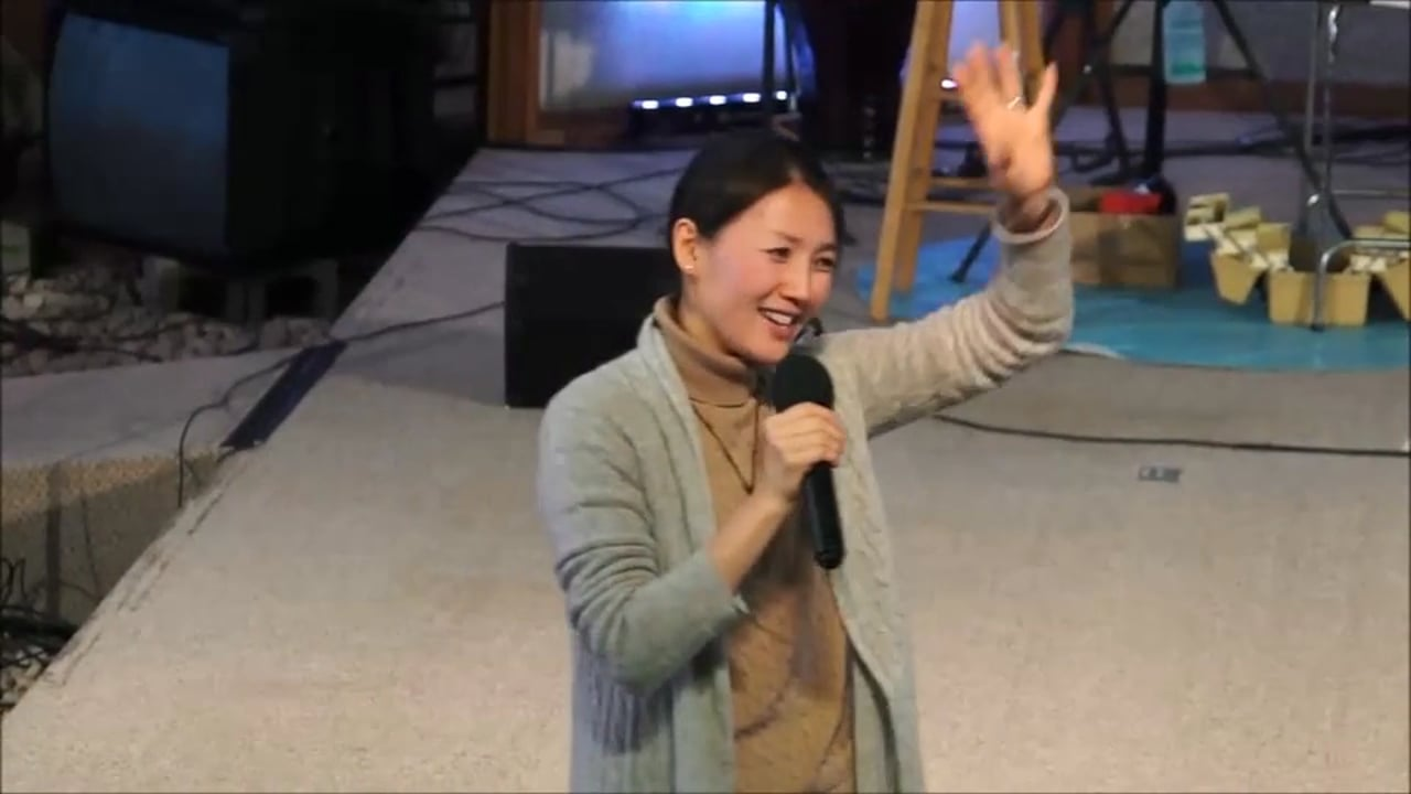 Yeonah Nim - Overcoming through Praise Worship